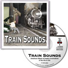Train Sounds on Audio CD